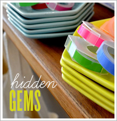 hiddenGEMS / thedesignBLEND