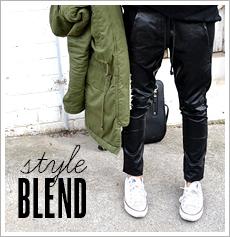styleBLEND / thedesignBLEND